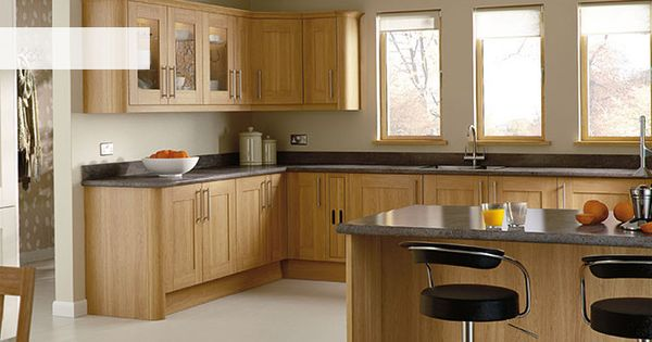 Create A Kitchen That S Cool Calm And Functional: Audley Kitchen Schreiber