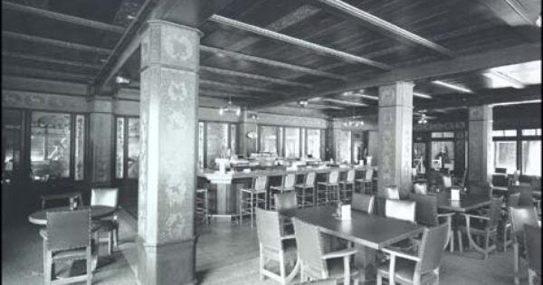 Lake Yellowstone Hotel Dining Room Cool Design Inspiration
