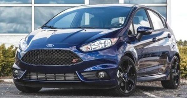 2019 Ford Fiesta Hatchback St Review Hatchback Best Pickup