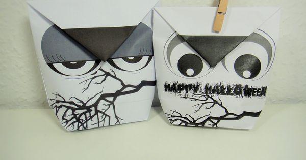 halloween tüten