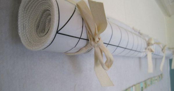 Dual Roll Up Design Walls Tutorial Sewkatiedid Quilt Design Wall Quilting Room Sewing Room Design