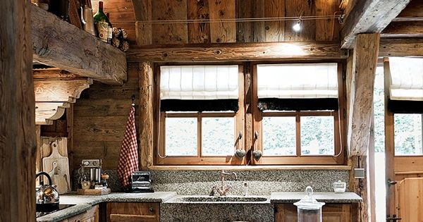 Log Cabin Interior Design Pictures