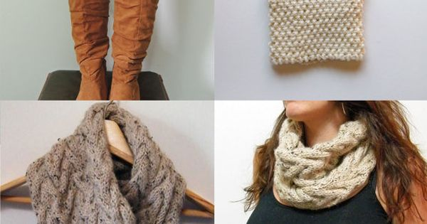 Cute boot cuffs