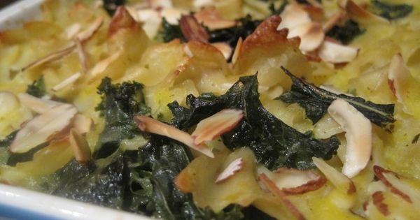Pumpkin Kale Pasta Bake - easy and really healthy ...