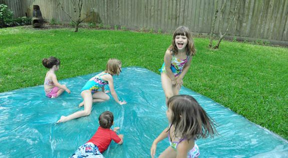 Water Blob: 25 DIY Summer Activities For Kids | Felicity Huffman's What