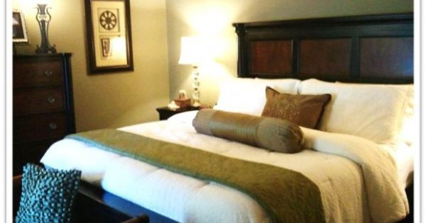 Southern Homes Country Home Bedroom Decor Ideas Dark