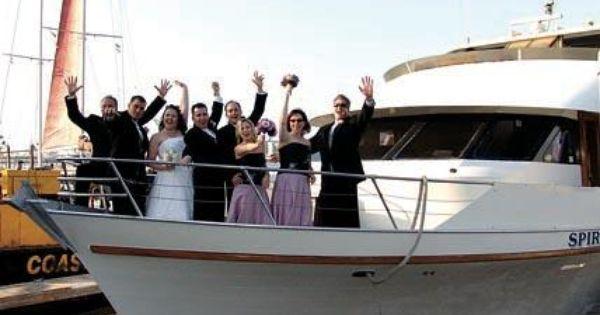 Los Angeles Nautical Boat Wedding Losangelesyachtcharter Los Angeles Yacht Charter Yacht Rental Yacht Yacht Charter