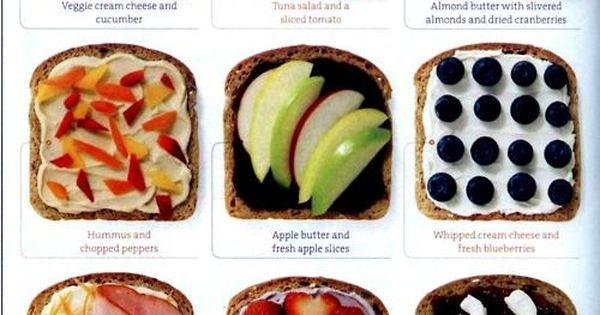 Easy Sandwiches