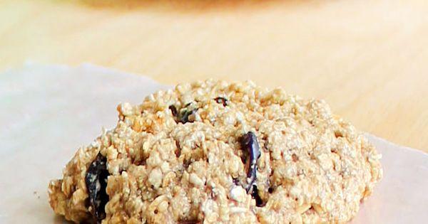Easy Healthy Oatmeal Cookies