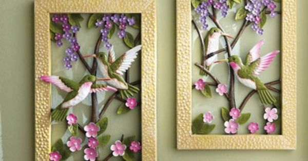 Attirant Hummingbird Home Decor