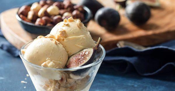 طريقة عمل الايس كريم بـ 8 أطعمة مع نجلاء الشرشابي Desserts Ice Cream Food