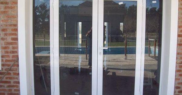 Resultado De Imagen De Puertas Para Terrazas Pvc Aberturas De Aluminio Puertas De Aluminio Canceles De Aluminio