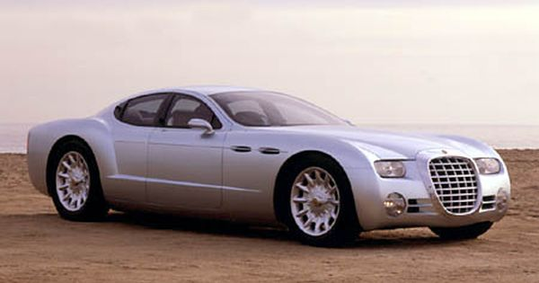 1998 Chrysler Chronos Concept With Images Concept Cars