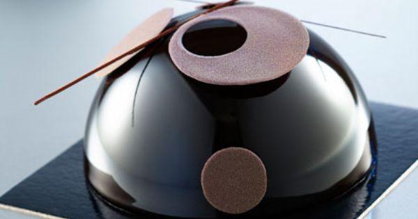 shiny glaze for mousse - Google Search | Pastry & Desserts | Pinterest ...