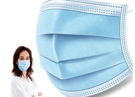 Medical Disposable Masks 1 In 2020 Face Mask Face Cover Disposable