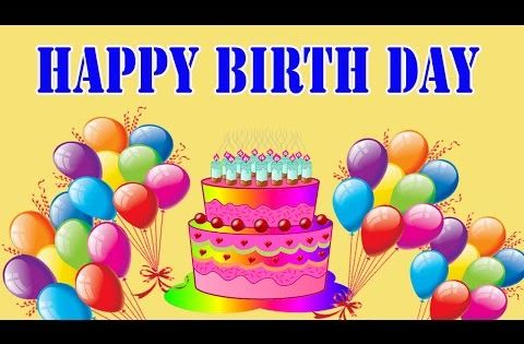 A Little Birthday Song For You – Youtube Happy Birthday Greetings