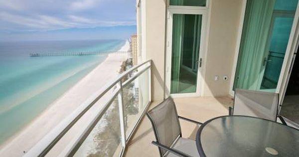 Aqua Beachside Resort 2207 Condo Panama City Beach Florida Located In Panama City Beach Aqua Beachside Reso Beach Condo Rentals Beach Condo Beachside Resort