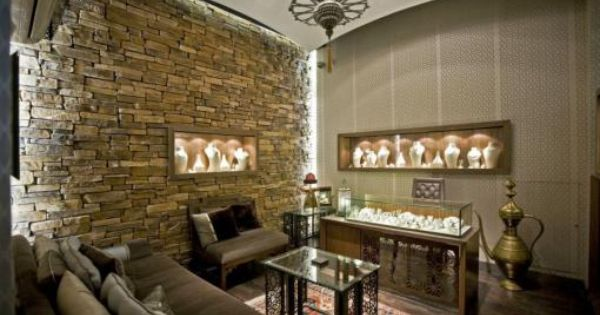 Nakkaş Jewelry Store by Zoom TPU #interior #design #store #shop ...