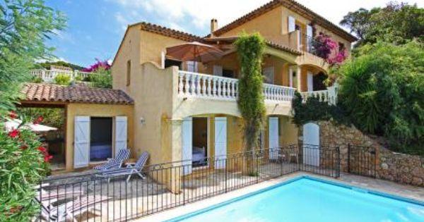 Villa maraval les issambres vrijstaande zeer sfeervolle proven aalse familievilla met - Provencaalse terras ...