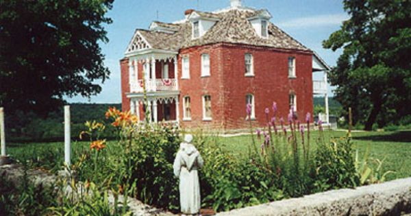 Huber S Ferry Bed And Breakfast In Jefferson City Mo Bed And
