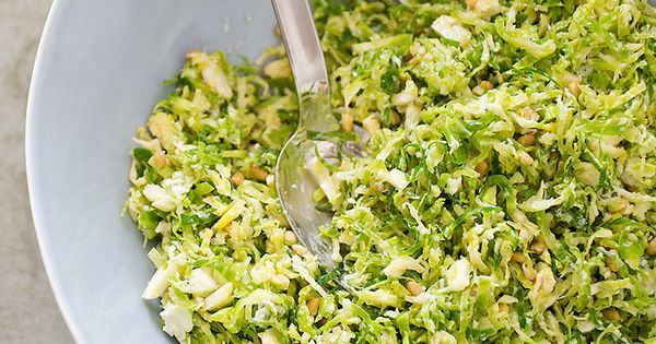 America S Test Kitchen Brussel Sprout Salad Recipe