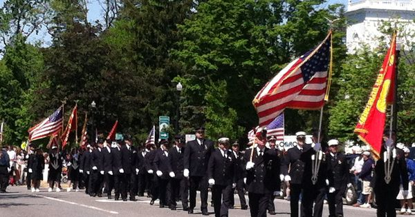 memorial day parade near me