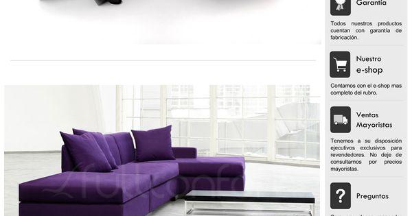 Sillon sofa esquinero premium convertible cama living - Sofa esquinero cama ...