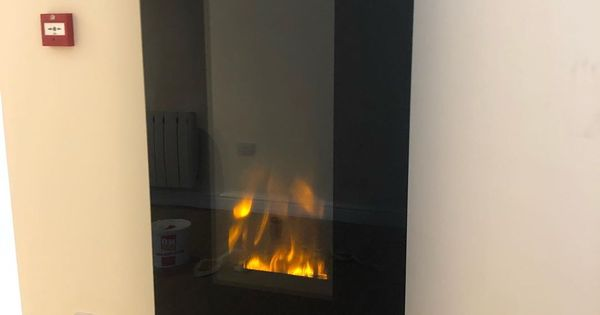 Installed These Sharp Looking Electric Fires Into Two Recently Renovated Rental Electric Fires Electric Fireplace Installation