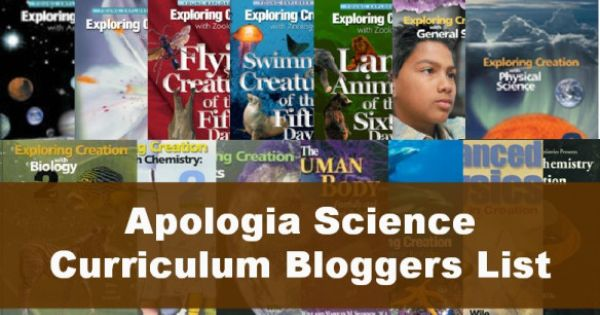 Apologia Homeschool Blogs - Live and Learn Farm ...