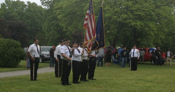 american legion memorial day speech 2012