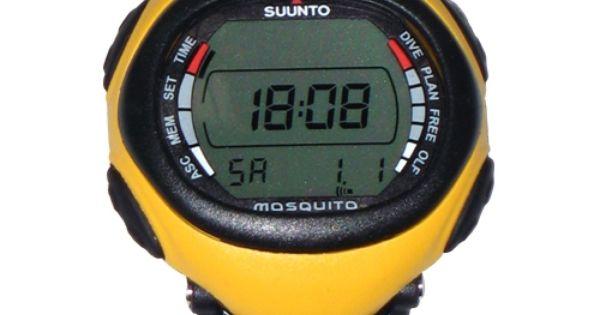 Sale suunto mosquito wrist dive computer diving pinterest - Oceanic geo 2 0 dive computer ...