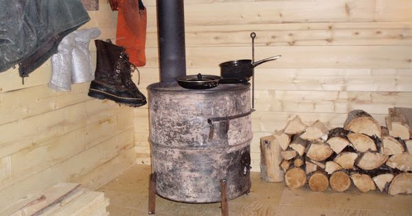 images of barrel wood stoves | HOW TO MAKE A BUFFALO BARREL