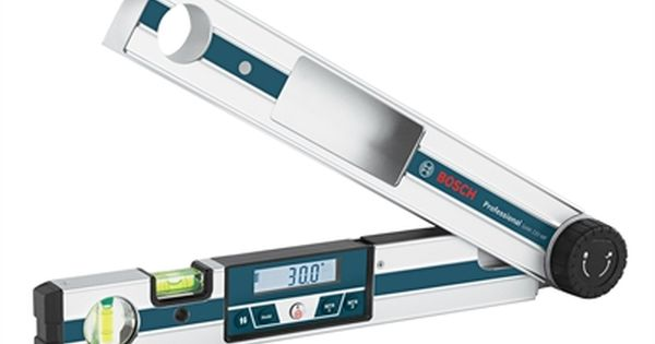 Bosch Gam 220 Mf Digital Angle Finder Angle Finders Bosch Protractor