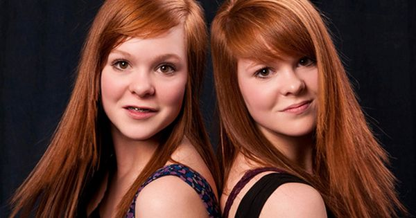 Two cute redheads by danette5, via Flickr | TWINS ...