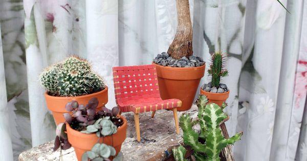 Op het elle festival in amsterdam zijn ze ook creatief met planten geweest leuke inspiratie - Idee voor thuis ...