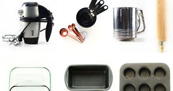 Minimalist kitchen essentials kitchenware head to and for Minimalist house essentials