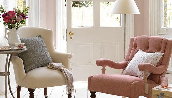 Alwinton corner sofa handmade fabric small living room for Small armchairs for living room