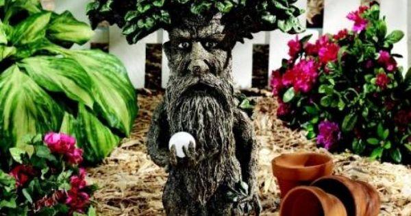 Treebeard Ent Garden Statue