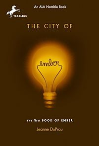 L Love The City Of Ember Because It Makes Your Heart Beat Fast And You Feel As If You Are There City Of Ember City Of Ember Book Best Dystopian Novels