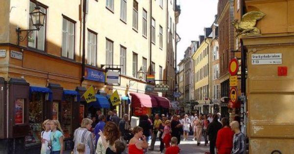 travelguides europe sweden stockholm