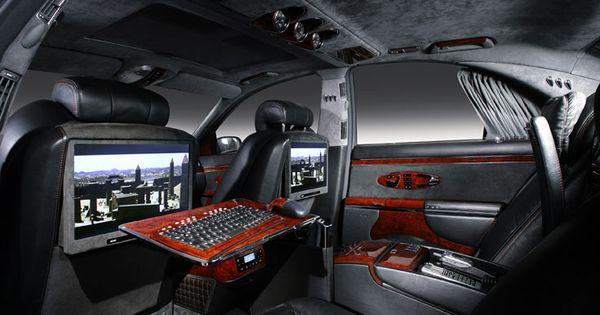 Maybach interior mercedes benz maybach interior by 58 for Mercedes benz maybach interior