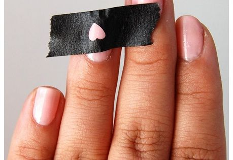 Beauty Tutorials: Nails tutorials - very cute idea....