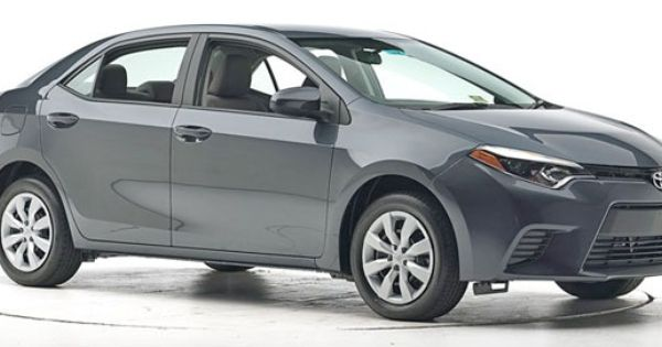 2015 Toyota Corolla Top 5 Best Selling Cars In America Usa