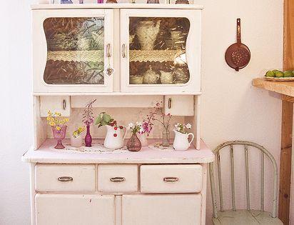 Keukenkasten Vintage : Guinea Pig Kitchen