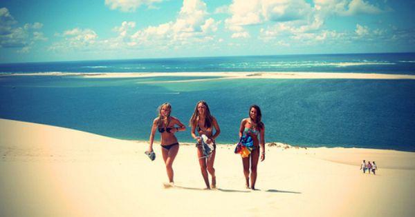 beach summer fun girls