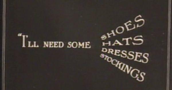 Silent Film Intertitles Silent Film Tattoo Quotes Silent Movie