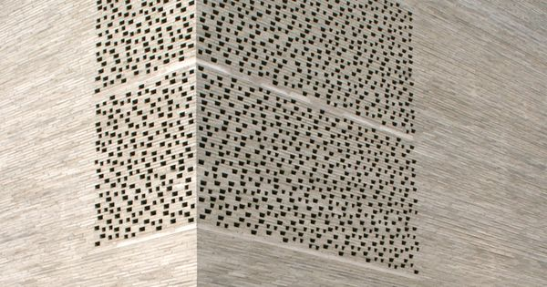 Kolumba Museum in Cologne, Germany, by Peter Zumthor, Architecture building| http://architecturephotocollections690.blogspot.com