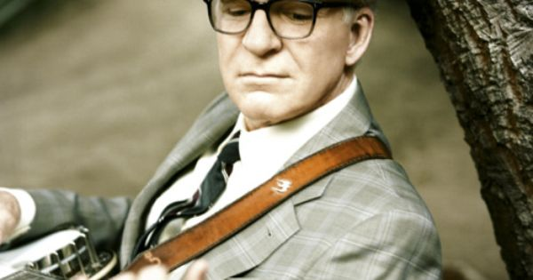 That's right - when he started playing the banjo. Steve Martin musician
