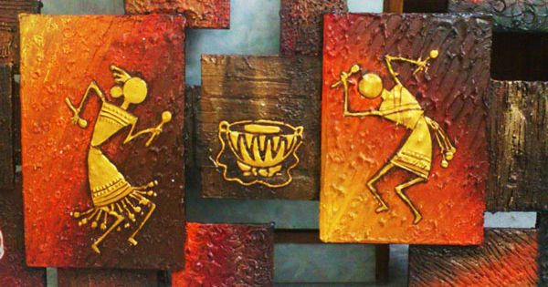 You Got To Try These Warli Painting Amp Tribal Art