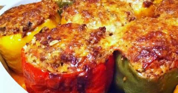 Stuffed peppers mmm an armenian recipe armenian food for Armenian cuisine cookbook